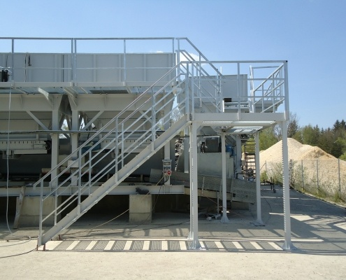 Asphalt mixing plants - RODO Construction GmbHAsphalt mixing plants